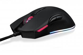 GAMEPOWER URSA RGB 10000 DPI GAMING MOUSE USB SİYAH