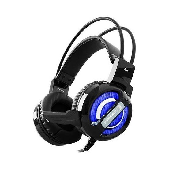 Rampage Sn-Rw4 Usb 7.1 Oyuncu Siyah Mikrofonlu Kulaklık