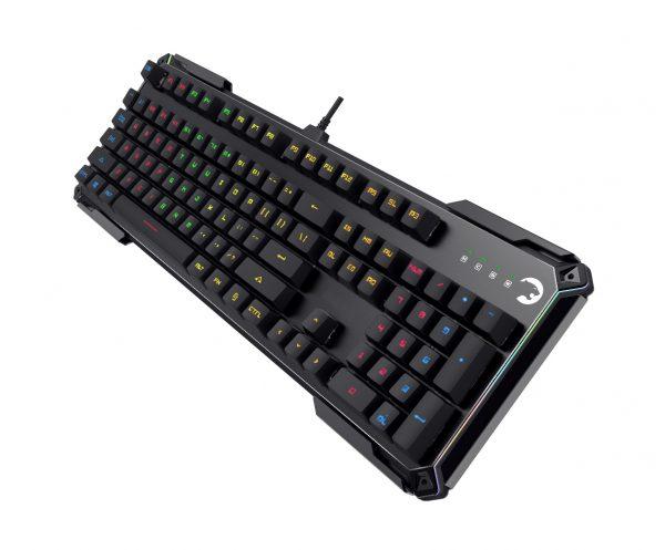 Gamepower Mirana Siyah Rgb Kırmızı Switch Mekanik Klavye