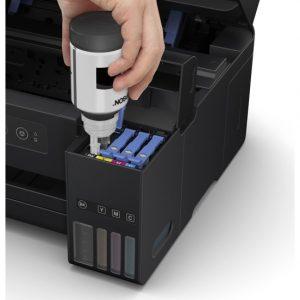 Epson L4150 Tarayıcı + Fotokopi + Wi-Fi Mürekkep Tanklı Yazıcı C11CG25401