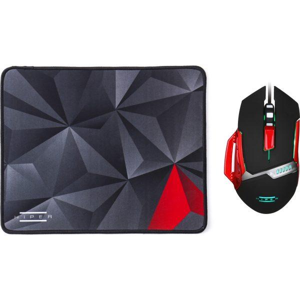hıper naga x80 gaming mouse +mousepad