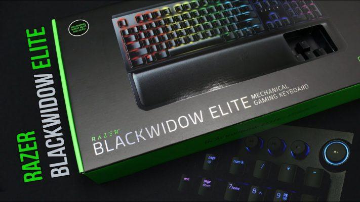 blackwidow elite